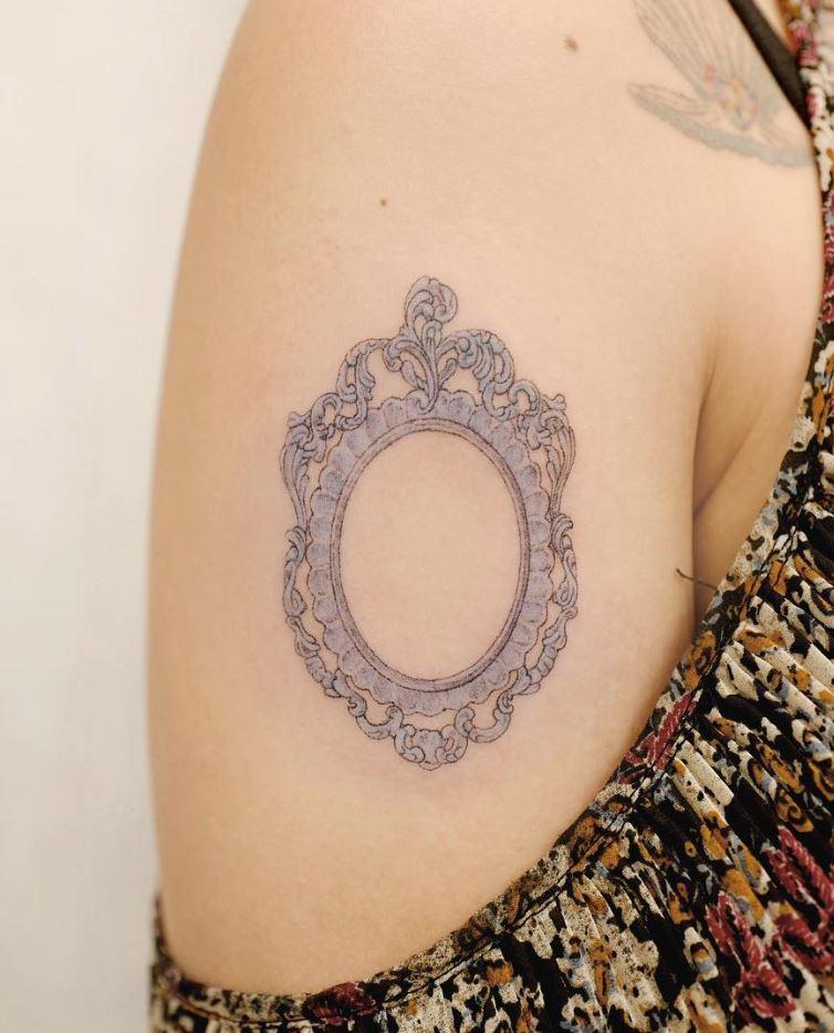 Small Frame Tattoo