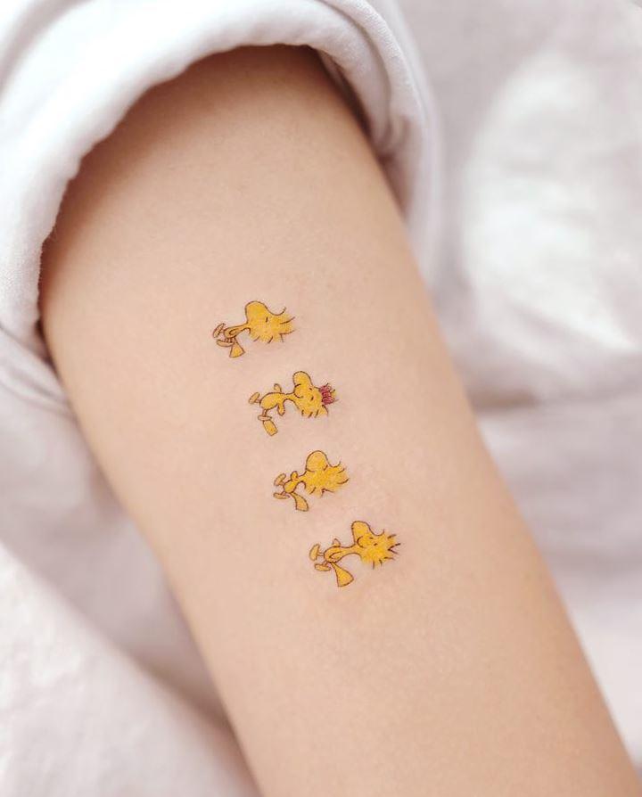 Woodstock Tattoo