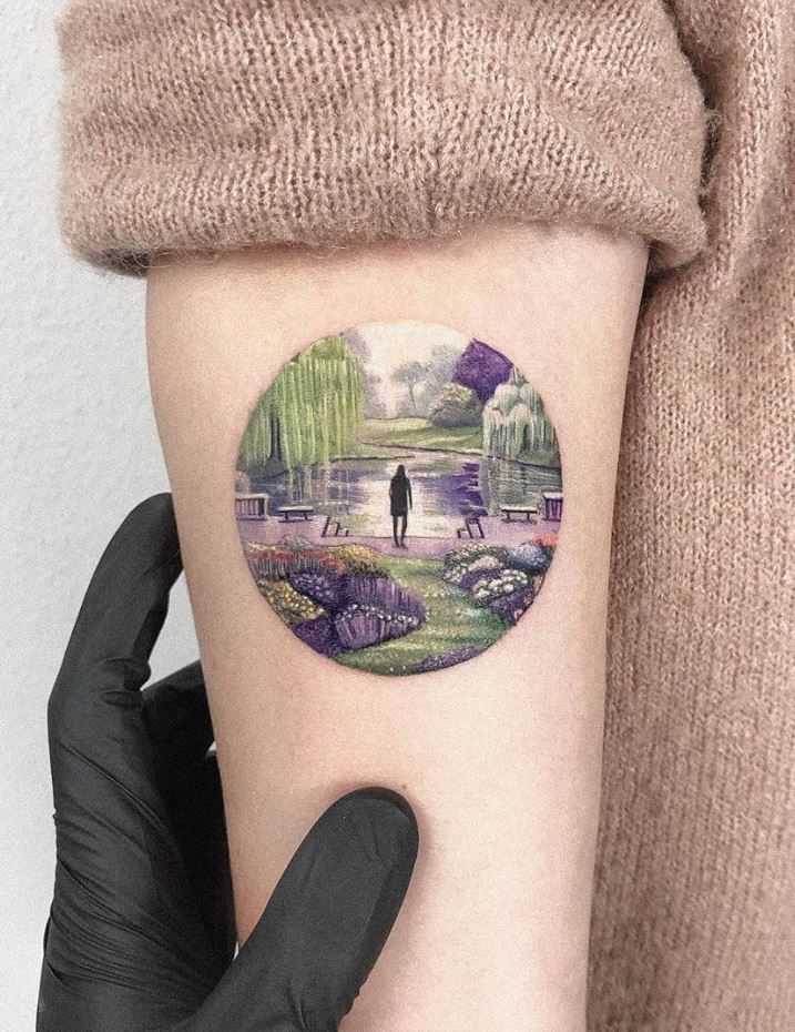 Garden Of Eden Tattoo