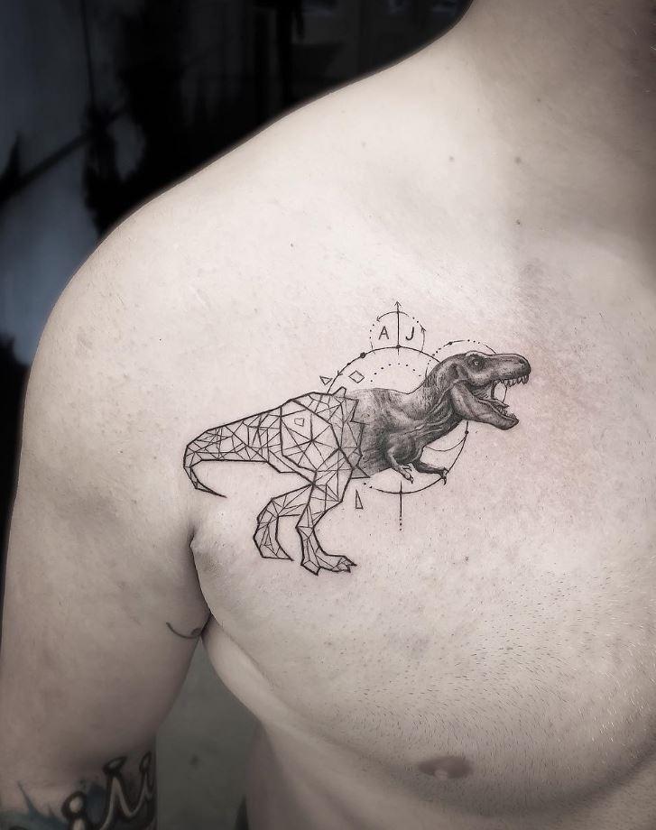 T-Rex Tattoo