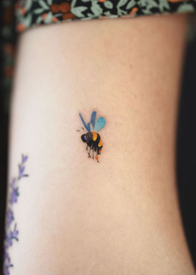 Little Bee Tattoo
