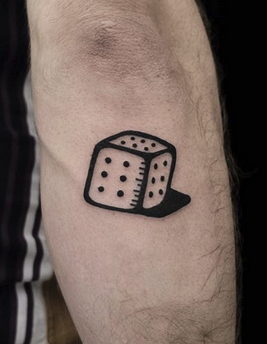 Dice Tattoo