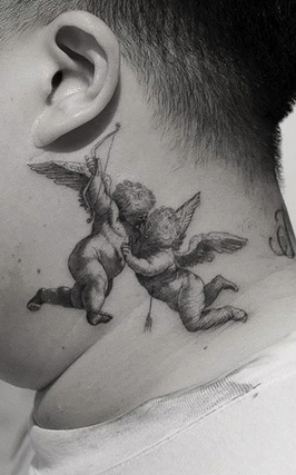 Baby Eros Tattoo