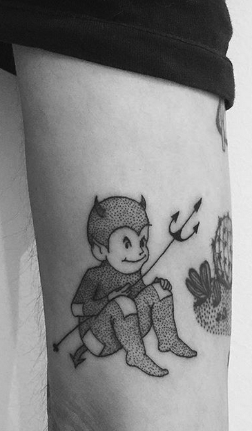 Little Devil Tattoo