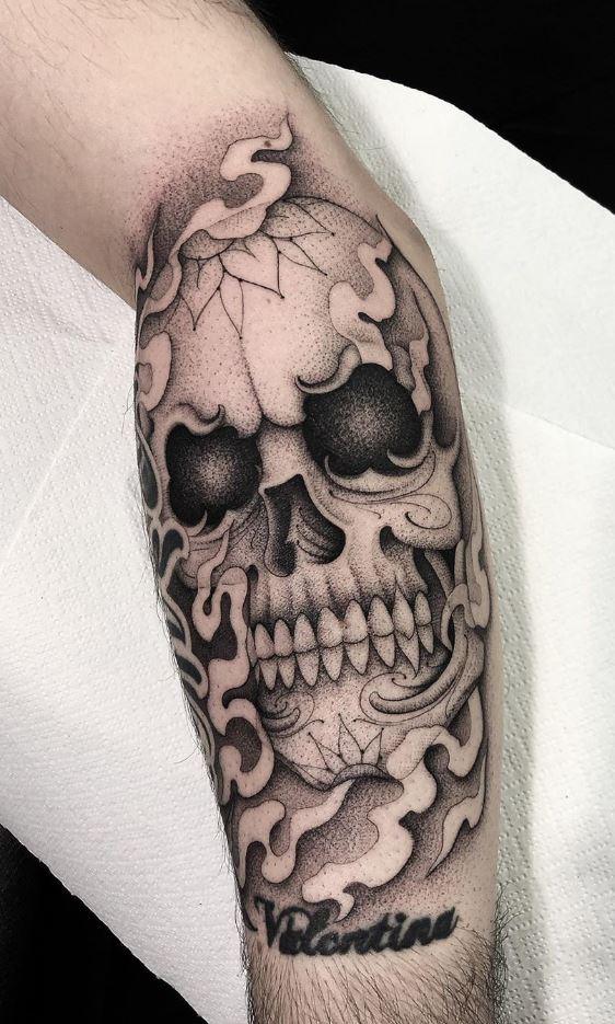 Calavera Tattoo