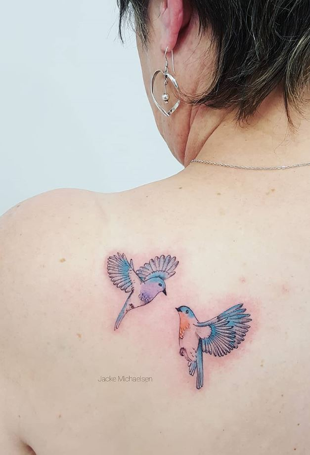 Little Birds Tattoo