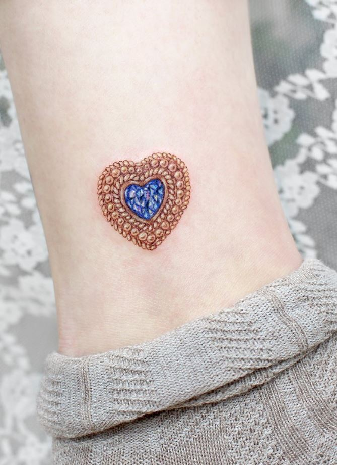 Little Heart Tattoo