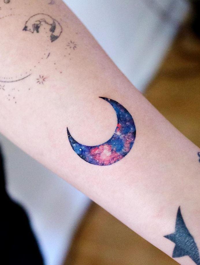 Moonlight Tattoo