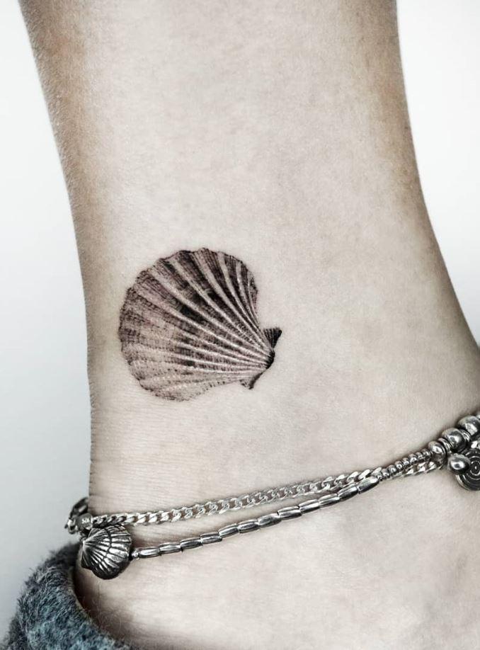 Oyster Tattoo