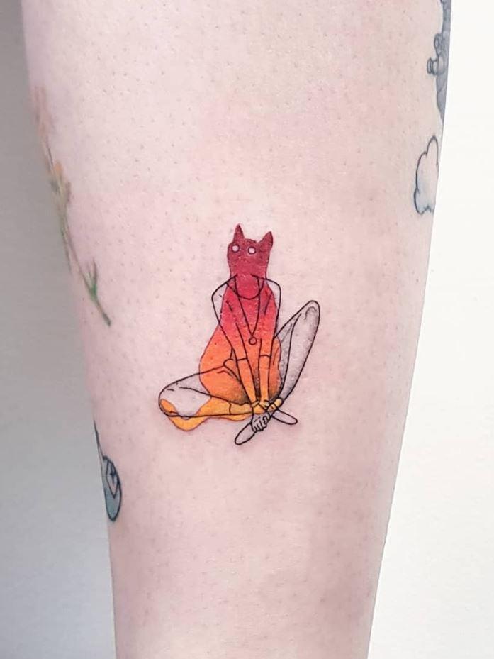 Catgirl Tattoo