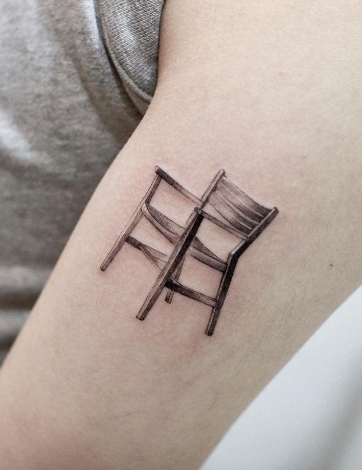 Chair Tattoo