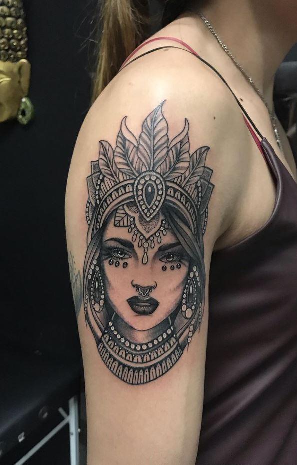 Princess Tattoo
