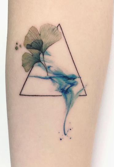 Gingko Tattoo