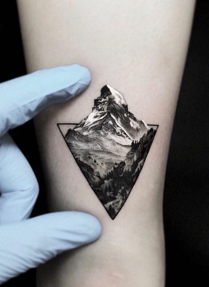 Little Mountain Tattoo