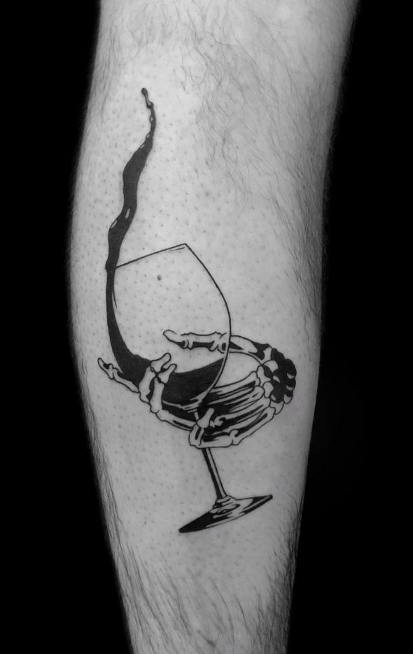 Cheers Tattoo